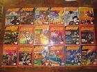 Nintendo Power Lot #1 Ninja Gaiden Mario Tetris Batman Super C Final Fantasy