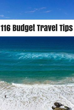 The ultimate list of tips to help you travel the world cheaply! Tips are…