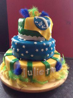 Gâteau Brésil