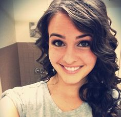 Love you Lisa! You are SOOO beautiful, talented, and funny. You give inspiration to tons of people and I love you more than words can explain. Love you Lisa Michelle Cimorelli! <3 <3 <3