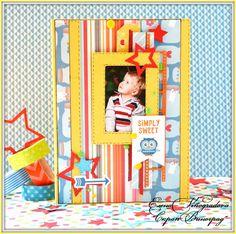 "Итоги задания ""Скетч # 32"". Елена Виноградова Scrap, Sketches, Kids Rugs, Frame, Inspiration, Club, American, Design, Home Decor"