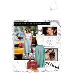 """Lunch in New York"" by becalicious on Polyvore"