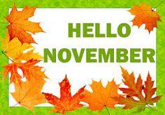 Important Days in November