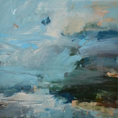 Louise Balaam - Looking South, Cornish Coast (Zennor)