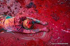 Holi, Festival of Colours  Photo: Poras Chaudhary