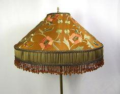 Lamp Shade Custom Table Handmade Vintage Antique by JudisLamps