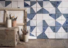 Recubed ceramic tile - Smink Things