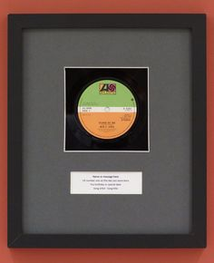 30th Birthday Framed Number 1 record the on day you were born, personalised gift #VinylCelebrations #BirthdayAdult