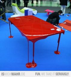 melting table