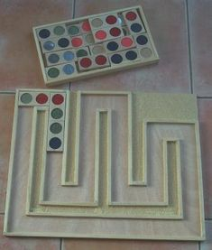 Dominos tactiles