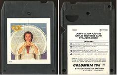 Larry Gatlin + The Gatlin Brothers Band / Straight Ahead (1979) / Columbia 36250…