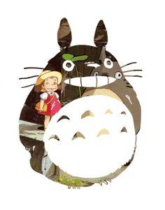 """Totoro <3 waiting """"Il castello del cielo""""!!!"""