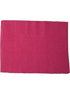 Pink Linea tablemat from House of Fraser. Table Dressing, House Of Fraser, Rose, Pink, Home Decor, Decoration Home, Room Decor, Roses, Pink Hair