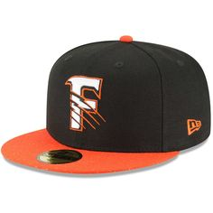 29f69624d6d Jose Altuve Fresno Grizzlies New Era Player Design Fitted Hat – Black