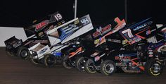Wheel to wheel  World of Outlaws