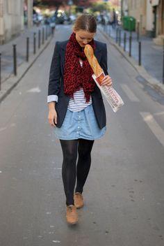 parisian casual
