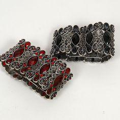 ♥ Gothic bracelets