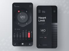 User Interface Design Inspiration Every day most digital designers look for inspiration on sources like Dribbble or Behance for mobile and webdesign . Game Design, App Ui Design, User Interface Design, Menu Design, Dashboard Interface, Best Ui Design, Design Layouts, Flat Design, Design Design