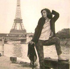 Tzeni Karezi Tour Eiffel, Old Greek, Old Movies, Over The Years, Actors & Actresses, Backdrops, Cinema, Vintage, Building