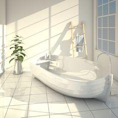 Paravento Per Vasca Da Bagno.15 Fantastiche Immagini Su Vasche Freestanding Washroom Bathroom