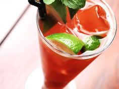 Red & Green Cocktail  | Better Recipes