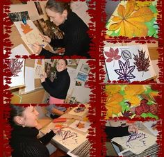 Workshop - Lucia Čprnková Arts