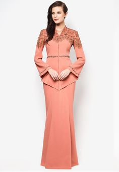 Chantilly Cecille Kebaya