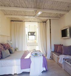 Υπνοδωμάτια - KNOWHAUS Zara Home, Porches, Relax, Charming House, Southern Homes, Mediterranean Style, Lounge Areas, Beautiful Beaches, Loft