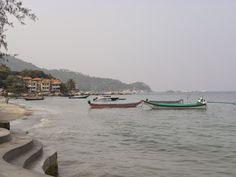 Sairee Beach, Koh Tao Island, Thailand