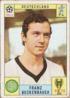 Franz Beckenbauer, uno de los grandes del fútbol