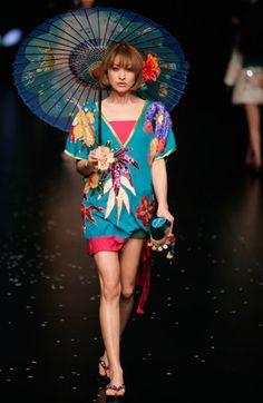 HK-FashionWeekFW2011 KEITA MARUYAMA