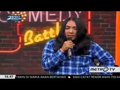Denny Gitong & Bintang Bete ~ Stand Up Comedy Terbaru 2015 Metro TV {Lem...
