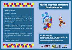 Instituto Autismo e Vida: Autismo e Mercado de Trabalho