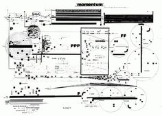 Experimental music notation resources -  Leon Schidlowsky