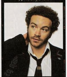 Danny Masterson aka Hyde from that 70s show !