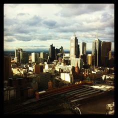 Melbourne w Victoria