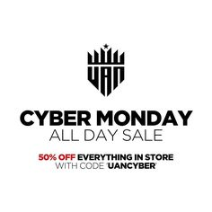 Cyber Monday deals. Last chance to grab something in our sale. | http://ift.tt/1i1tCZ0  #TeamUAN #UpAllNight  #fashion #trend #tshirt #print #streetwear #design #style #model #cybermonday #sale #streetstyle #retro #clothingline #clothing #discount #football