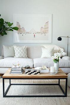 O modelo de sofá ideal para salas pequenas - Casinha Arrumada                                                                                                                                                                                 Mais