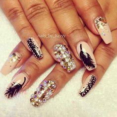 Nails by: Laque' Nail Bar | Nail Tech: Kay