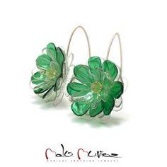 Pendientes Arco Green