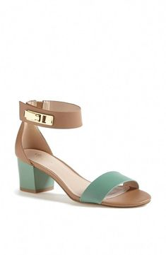 Love these mint sandals!  shoesheelsclassy 6386667bb9c