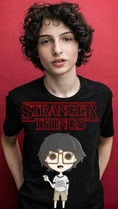 Finn wolfhart stranger things and it wallpaper ang fondo de pantalla