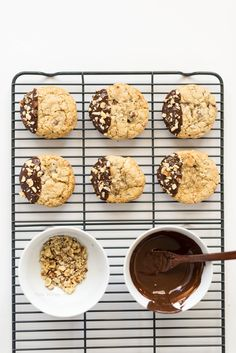 hazelnut cookies