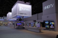 ces 2015 booth photos | ces-2014-samsung-exhibit-lighting-8511