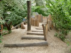 One of the great photos of playspaces at: http://learningbynature.org/?page_id=156