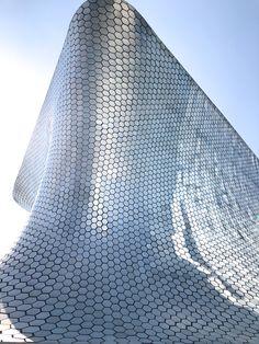 Soumaya Museum Mexico City  By: Aline Toussaint
