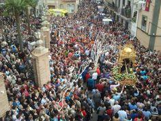 Llegada a la Hermita 29-9-2013