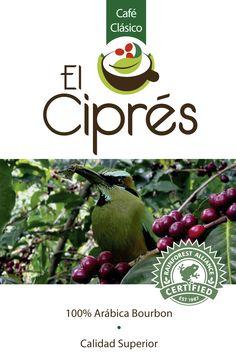 El Ciprés Clásico Coffee #ElSalvador