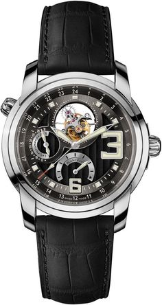 Blancpain L-Evolution Tourbillon GMT 8 Days Mens Watch Patek Philippe, Audemars Piguet, Devon, Cartier, Omega, Skeleton Watches, Evolution, Luxury Watches For Men, Beautiful Watches