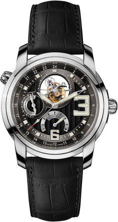 Blancpain L-Evolution Tourbillon GMT 8 Days Mens Watch Patek Philippe, Audemars Piguet, Devon, Omega, Cartier, Skeleton Watches, Evolution, Luxury Watches For Men, Beautiful Watches